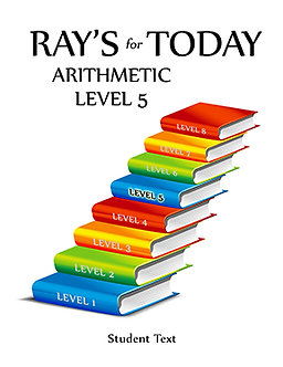 Ray's for Today Arithmetic Level 5 Student Book