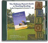 Ordinary Parent's Guide to Teaching Reading Audio Companion CD