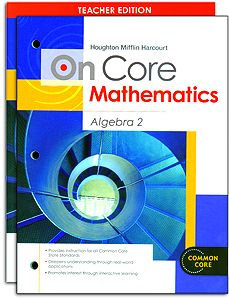 On Core Algebra 2 Set