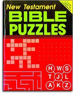 More Bible Puzzles - New Testament