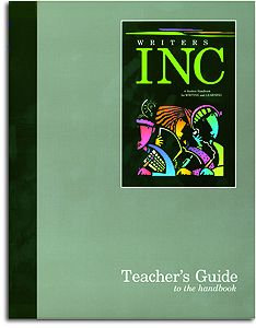 Writer's INC - Teacher's Guide (2006)