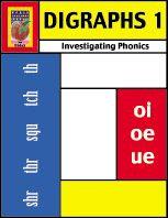 Investigating Phonics - Digraphs 1