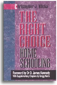 Home Schooling: The Right Choice!