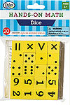 Hands-On Math Dice