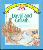 David and Goliath - Now I Can Read Bible Stories