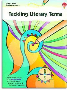 Tackling Literary Terms
