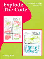Explode the Code Teacher's Guide - Books 1 and 2