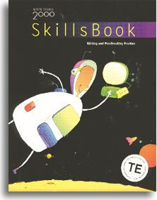 Write Source 2000 - SkillsBook - Teacher's Edition - Level 7 (copyright 99)