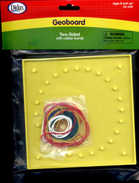 25-pin Double-sided Geoboard