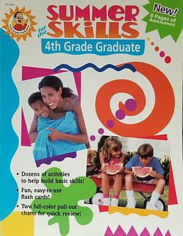 Summer Skills for the 4th Grade Graduate