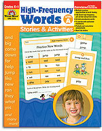 High-Frequency Words - Level A