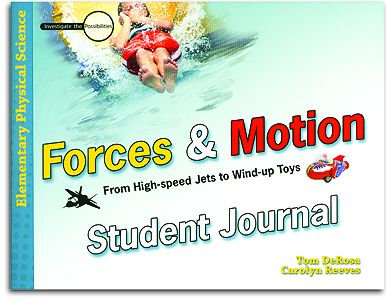 Forces and Motion - Student Journal