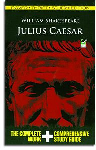 Julius Caesar (Dover Thrift Series)