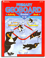 Primary Geoboard Activity Book