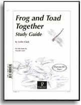 Frog and Toad Together Progeny Study Guide