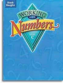 Working with Numbers - Level C - Student Workbook