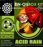 Ein-O's Air Pollution Environmental Science (Acid Rain) Kit