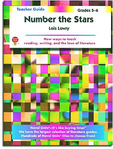 Number the Stars Novel Units Teacher Guide