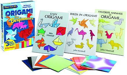 Origami Fun Kit for Beginners - Boxed Set