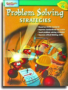 Problem Solving Strategies - Gr. 4