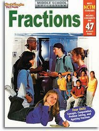Fractions - Middle School Math Collection
