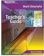 Power Basics - World Geography - Teacher's Guide