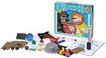Young Scientists Set 9 - Science Sampler - Magnetism, Static Electricity, Torna