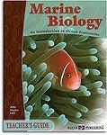 Marine Biology Teacher's Guide