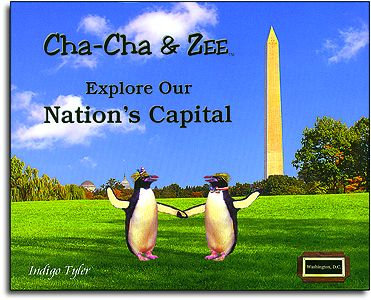 Cha Cha & ZEE Explore Our Nation's Capital