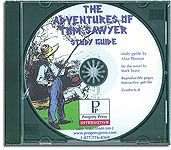 The Adventures of Tom Sawyer Progeny Study Guide - CD-ROM Version