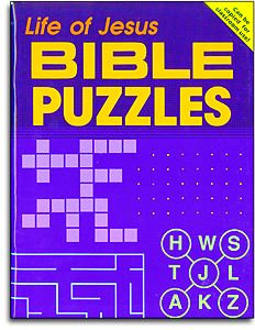 More Bible Puzzles - Life of Jesus