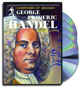 George Frideric Handel Audio Book