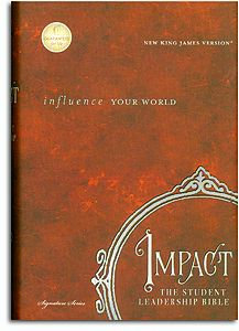 Impact: The Student Leadership Bible (NKJV)