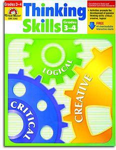 Thinking Skills - Grades 3-4