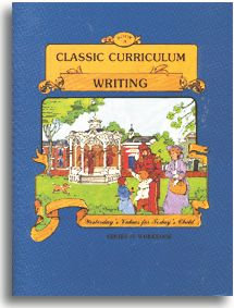 Classic Curriculum Writing Workbook - Series 4 - Book 4