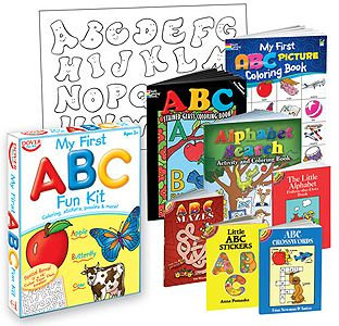 My First ABC Fun Kit
