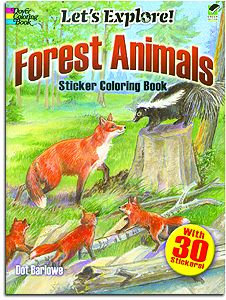 Let's Explore Forest Animals