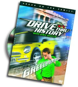 Greece and the Word - Drive Thru History #2 DVD