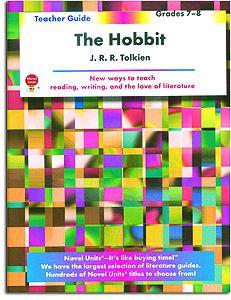The Hobbit Novel Units Teacher Guide