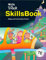 Write on Track - Skills Book Teacher's Edition (copyright 02)