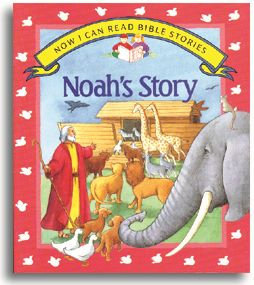 Noah's Story - Now I Can Read Bible Stories