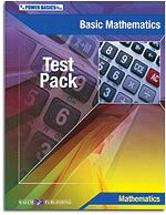 Power Basics - Basic Mathematics - Test Pack