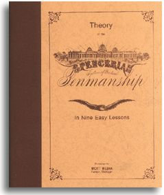 Theory of the Spencerian System of Practical Penmanship
