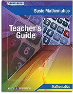 Power Basics - Basic Mathematics - Teacher's Guide