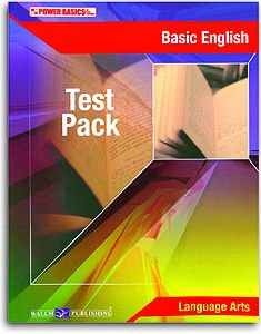 Power Basics - Basic English - Test Pack