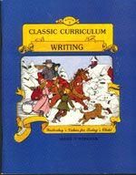 Classic Curriculum Writing Workbook - Series 4 - Book 2