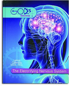 The Electrifying Nervous System Student Book - Book 1 - Elementary Anatomy
