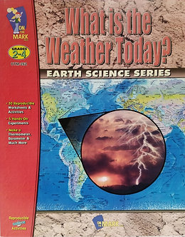 Weather - Earth Science Series (Gr. 2-4)