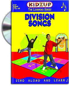 Division Songs CD/Book Set