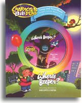 Where's Beeper - Helpfulness (Character Builder Series)